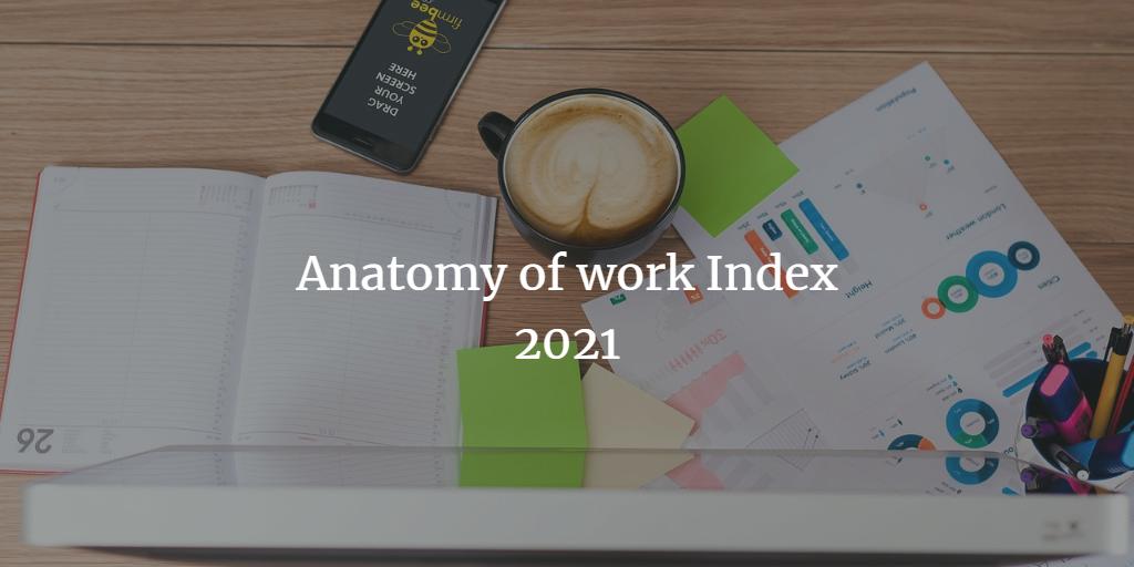 Je bekijkt nu Anatomie van Werk 2021