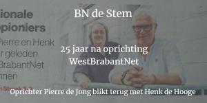 BN de Stem : Hoe internet naar West-Brabant kwam